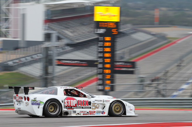 TRANS AM: Fix Captures Points Lead with COTA Win