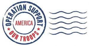 Operation Support Our Troops - Sponsor of Paul Fix II