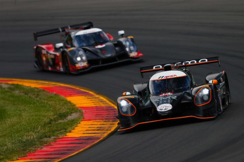 PROTOTYPE CHALLENGE WATKINS GLEN INTERNATIONAL FRIDAY NOTEBOOK - Paul Fix