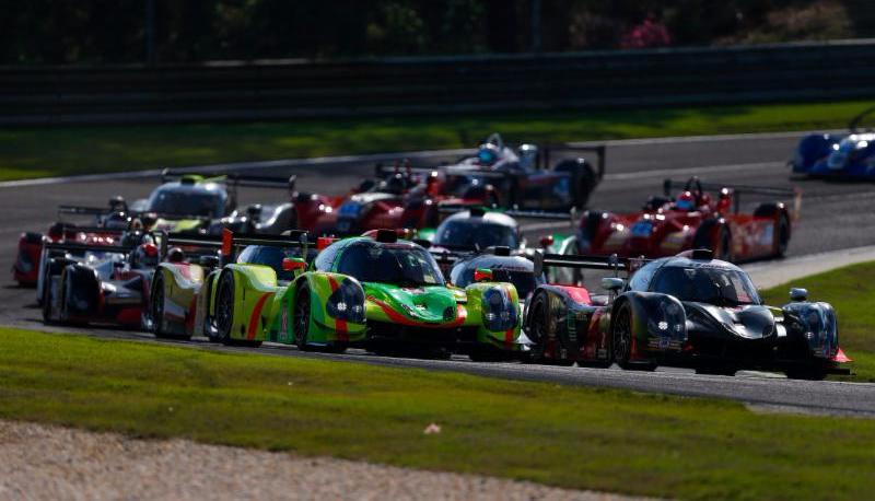 LMP3 Learning Curve Continues for IMSA Prototype Challenge Presented by Mazda Competitors at Watkins Glen International
